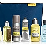 L'Occitane 8-Piece Men's Groom on the Go Collection