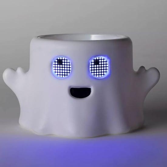 Shop Target's Light-Up Ghost Halloween Serving Bowl