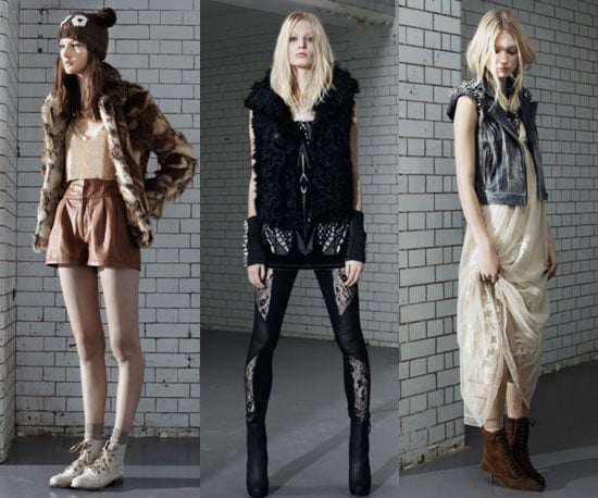 Pictures of Topshop Autumn/ Winter 2010 Collection ...