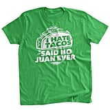 I Hate Tacos Shirt