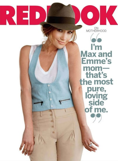 Jennifer Lopez does Redbook-may 2010
