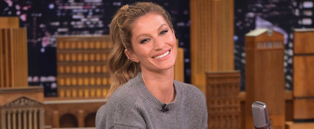 Gisele Bundchen's New York Times Interview May 2016