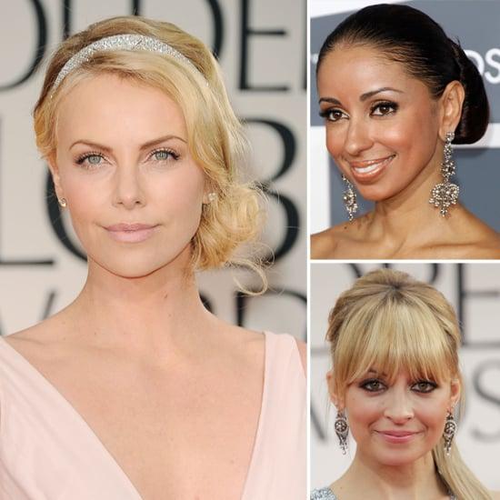 Strange Wedding Hairstyle Ideas Inspired By Celebrities Popsugar Beauty Hairstyles For Women Draintrainus
