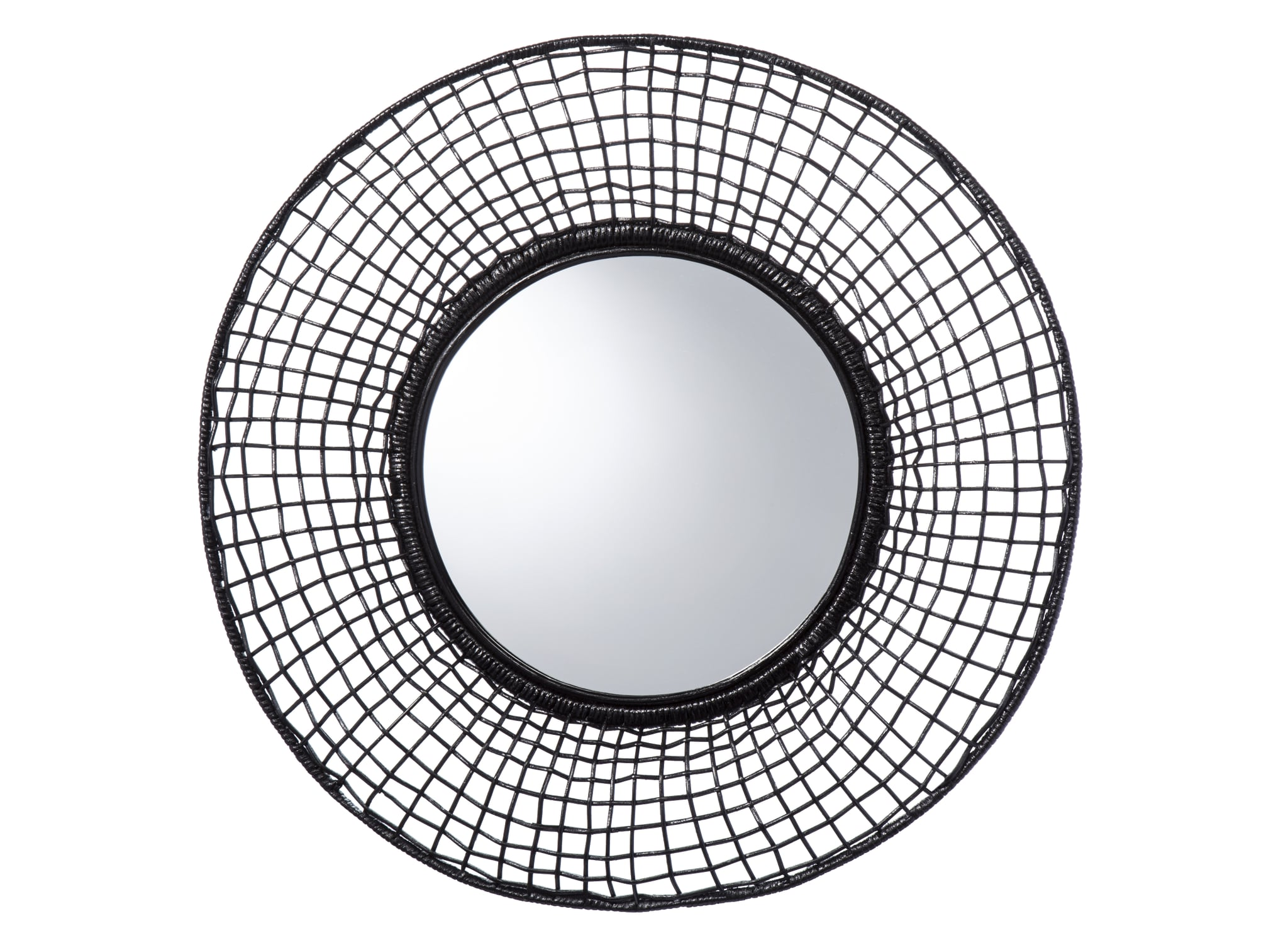 Rattan Wall Mirror 50 Redecorating Your Home Just Got Really Affordable Thanks To This New Collection Popsugar Home Photo 19