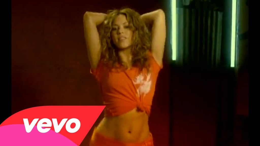 """Hips Don't Lie"" by Shakira"