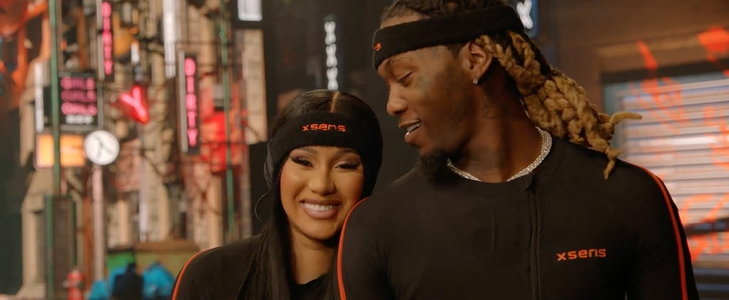 Watch Cardi B and Offset Turn Into Video Game Characters
