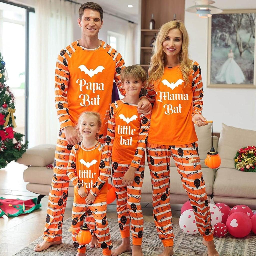 Matching Halloween Pajamas on Amazon