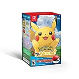 Pokémon Let's Go Pikachu! With Pokéball Plus Controller