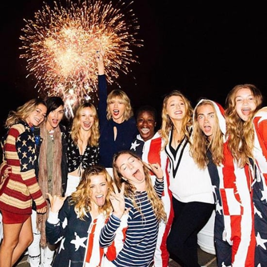 Taylor Swift Fourth of July Pictures