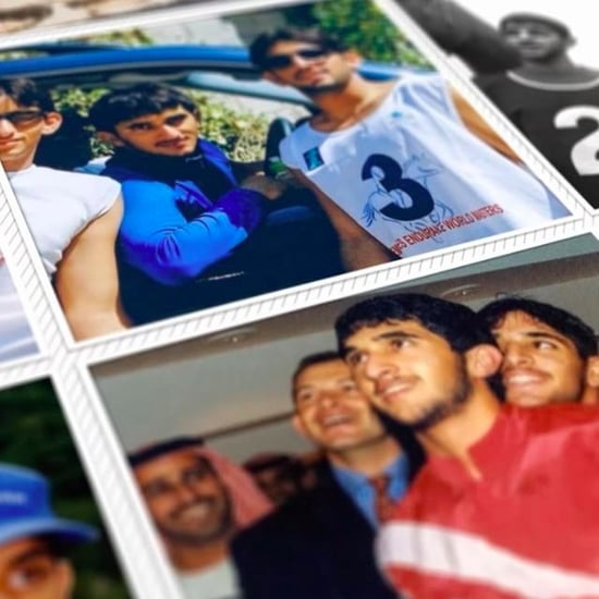 Sheikh's Instagram Tribute To Brother On Death Anniversary