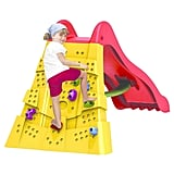 STARPLAY™ Climbing Wall Slide