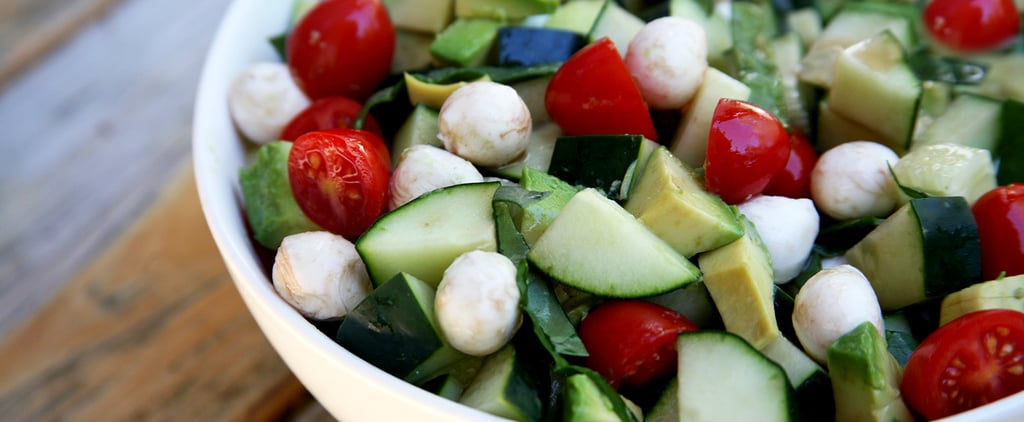 Healthy Caprese Salad Recipe