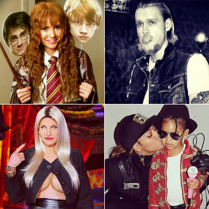 best celebrity halloween costumes pictures