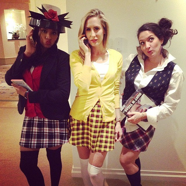 Tlc The Inspiration 90s Girl Halloween Costumes Popsugar Love