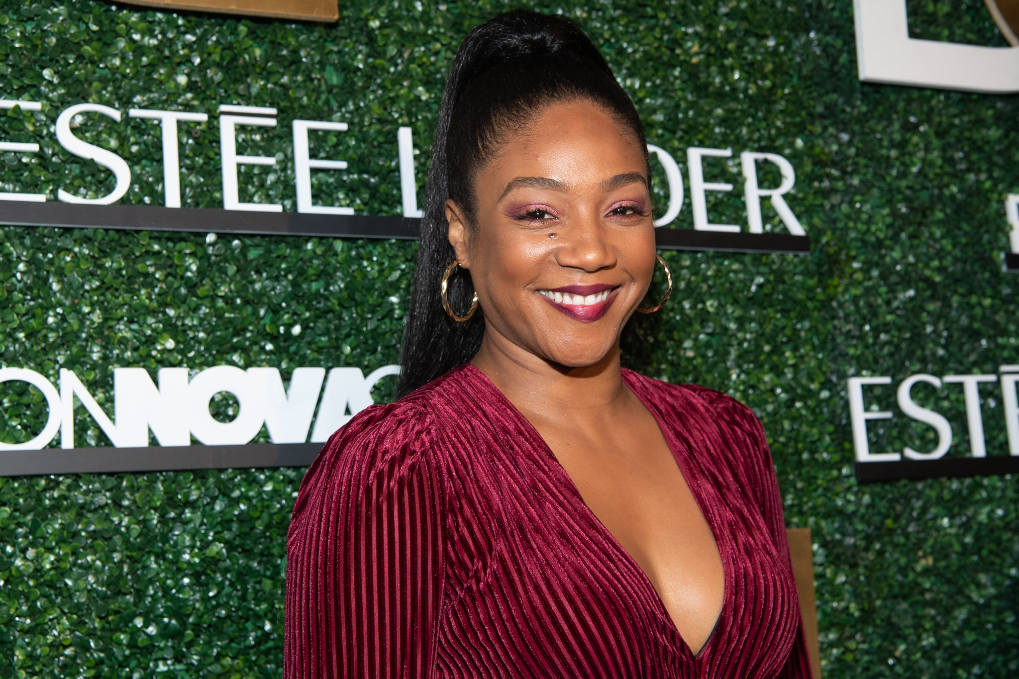 MARINA DEL REY, CALIFORNIA - MARCH 09: Tiffany Haddish attends 'Koshie Mills presents 'The Diaspora Dialogues' at Marriott Hotel Marina Del Rey on March 09, 2019 in Marina del Rey, California. (Photo by Emma McIntyre/Getty Images)