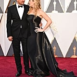 Leo Shared a Sweet Moment With Kate Winslet on the Red Carpet