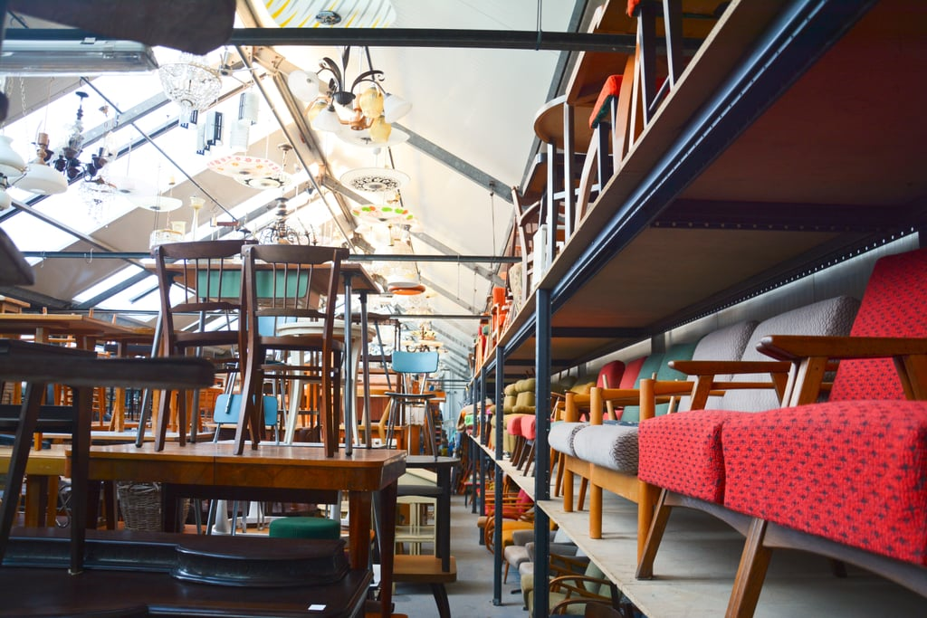 Shop Secondhand Whenever Possible