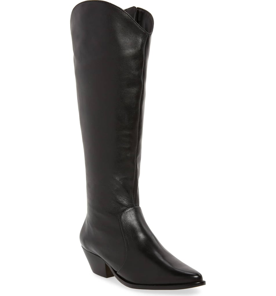 Schutz Fantinne Knee High Boot