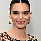 Kendall Jenner at the Renell Medrano Photo Exhibit