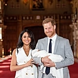What Is Royal Baby Archie's Last Name?
