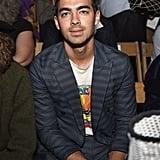 Obviously Joe Jonas Was There to Cheer On Gigi