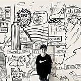 The New York City Mural