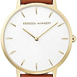 Rebecca Minkoff Major Stainless Steel Quartz Watch