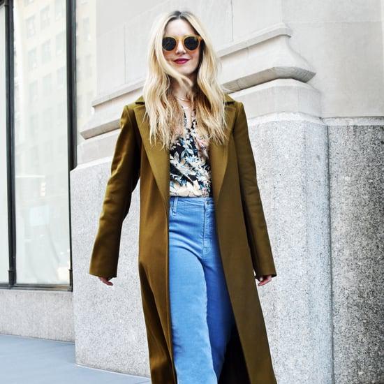 Easy Outfit Idea: Corduroy Pants