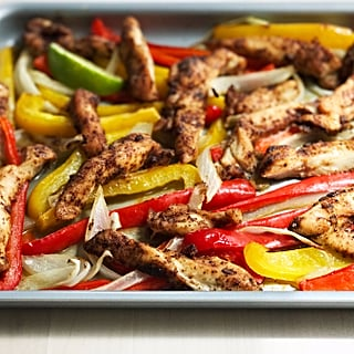 Sheet-Pan Fajitas Recipe