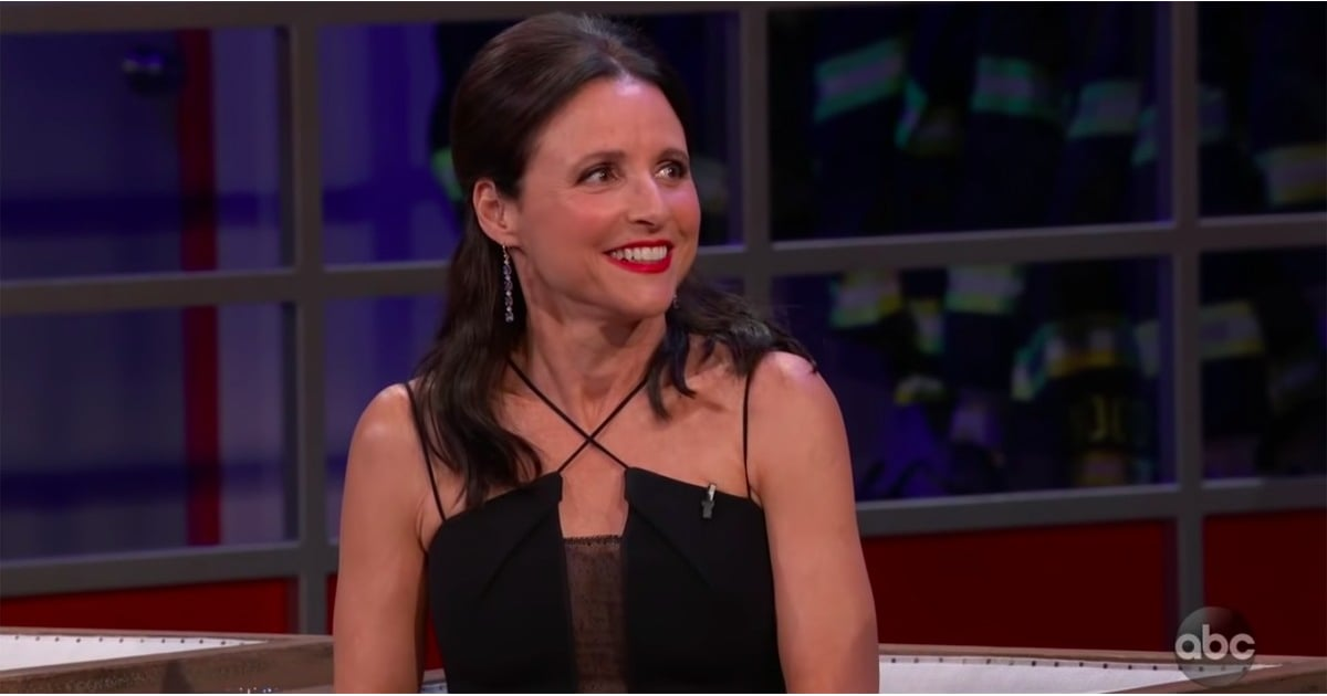"""Julia Louis-Dreyfus Is Happy to Report She's Cancer-Free: """"I Feel Very Strong"""""""