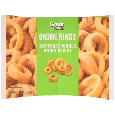 Great Value Onion Rings