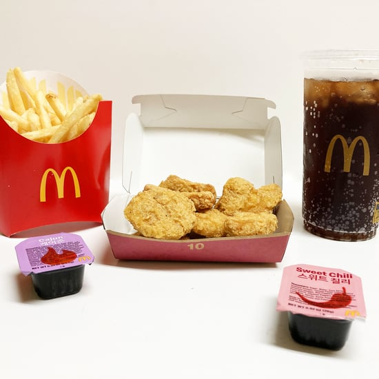 McDonald's BTS Meal Review