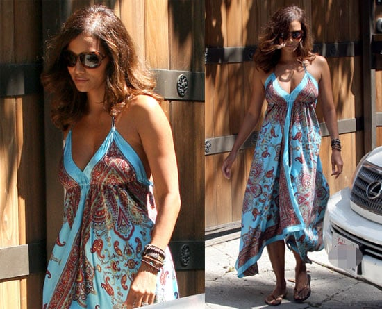 Photos of Halle Berry on Labor Day