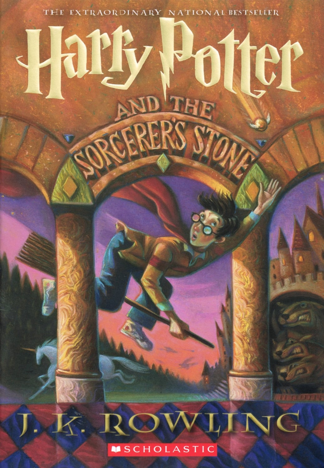 Harry Potter and the Sorcerer's Stone, USA