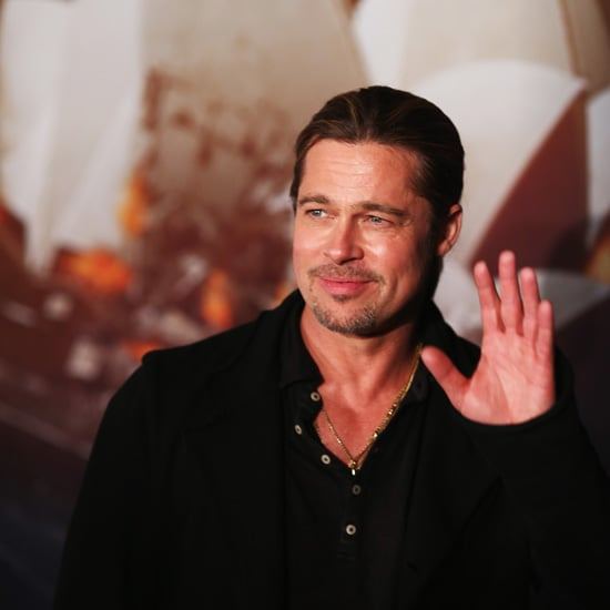 Brad Pitt Pictures at Australian Premiere of World War Z