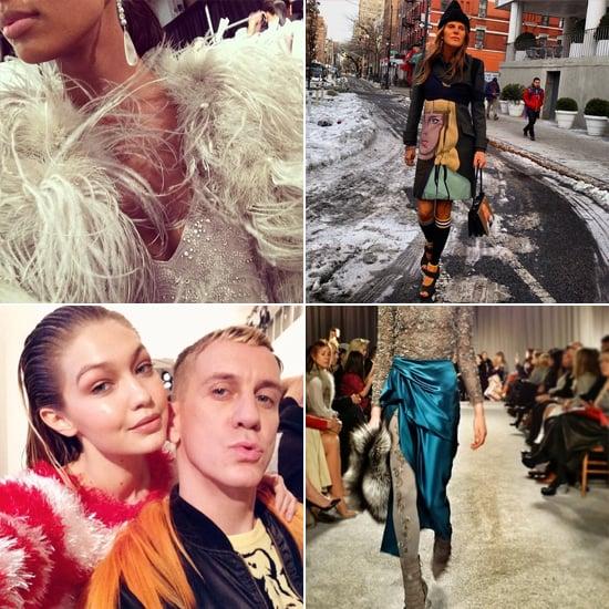 Fashion Instagram Photos | Week of Feb. 6, 2014