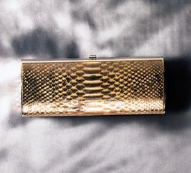 Classy Metallic Clutches