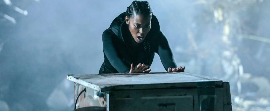 Nafessa Williams Interview About Black Lightning Season 1