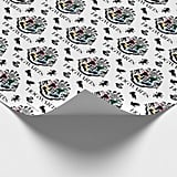 Harry Potter School Crest Wrapping Paper