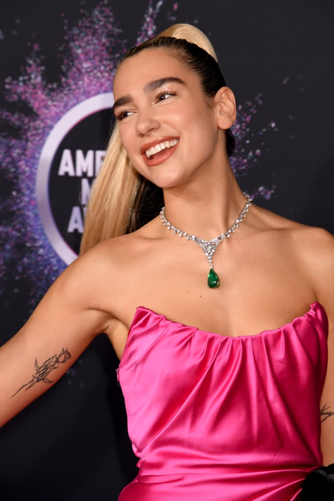Dua Lipa Tattoo: See All Of Dua Lipa's Tattoos And