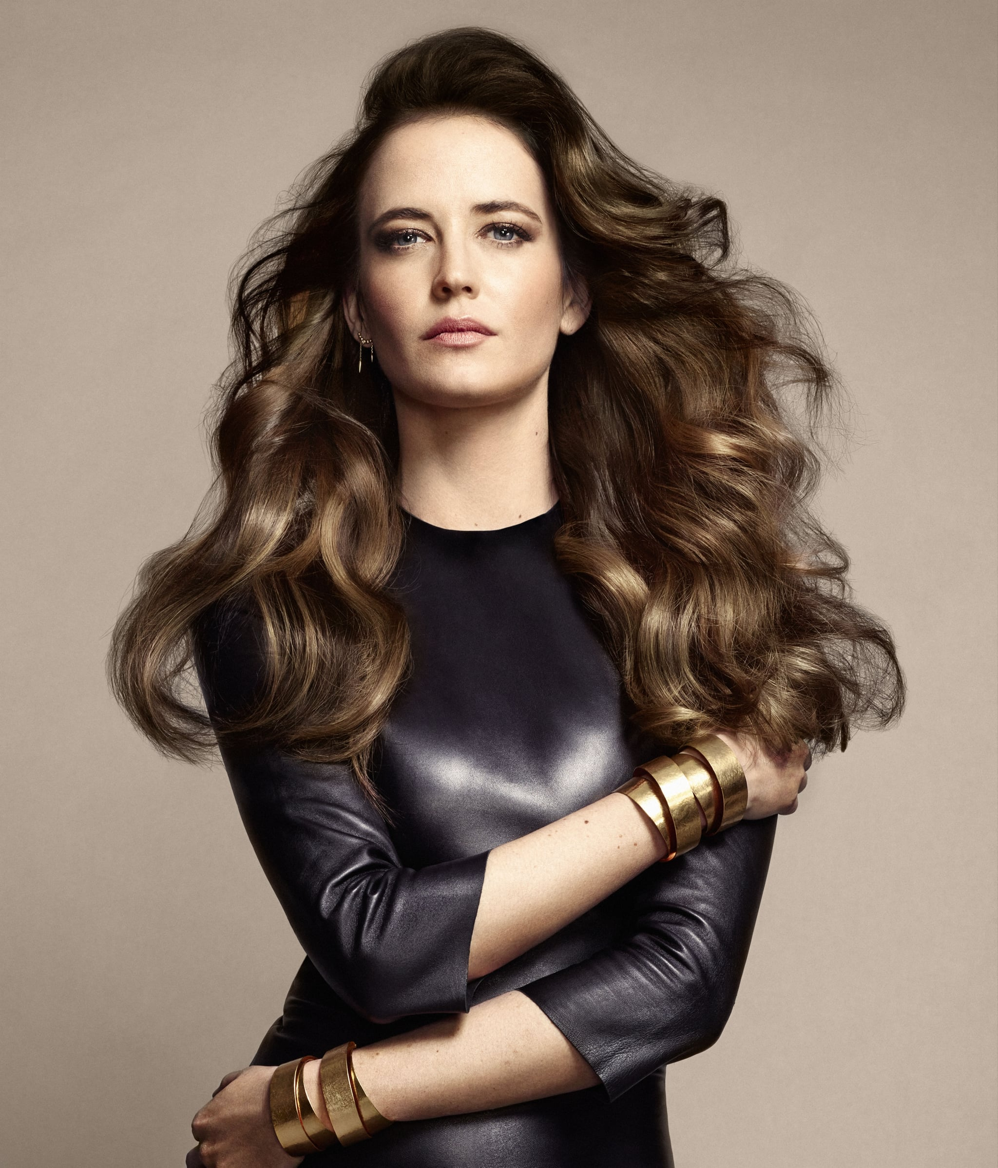 French Model and Actress Eva Green