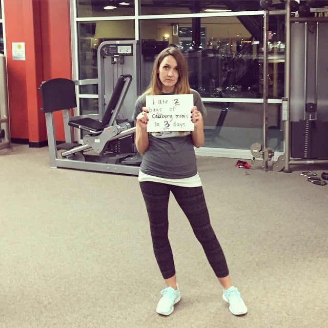 Workout Confessions   Instagram