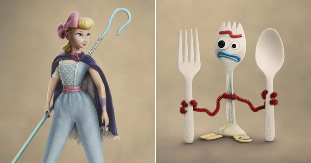Bo Peep and Forky's Brand-New Toy Story 4 Shorts