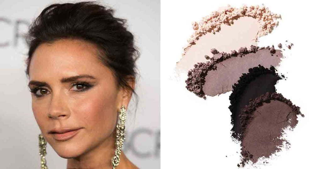 Victoria Beckham Beauty Smoky Eye Wardrobe Details