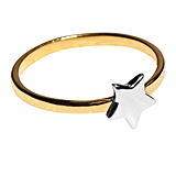 Rodarte x & Other Stories Sterling Ring ($29)