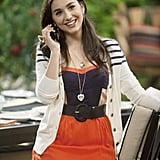 Molly Ephraim in ABC's Last Man Standing.  Photo copyright 2011 ABC, Inc.