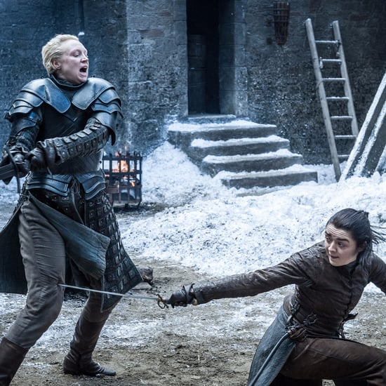 Reactions to Brienne and Arya Reunion on Game of Thrones