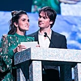Nikki Reed and Ian Somerhalder Step Out After Apologizing For Birth Control Backlash