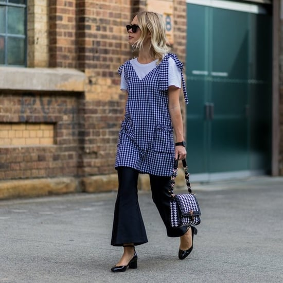 Gingham Street Style Outfits