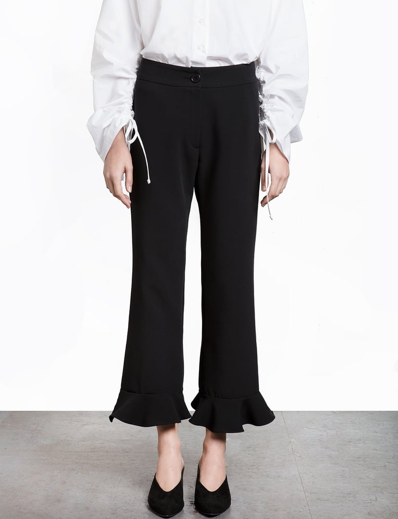 It's not too late to scoop up ruffle pants from Pixie Market ($118).